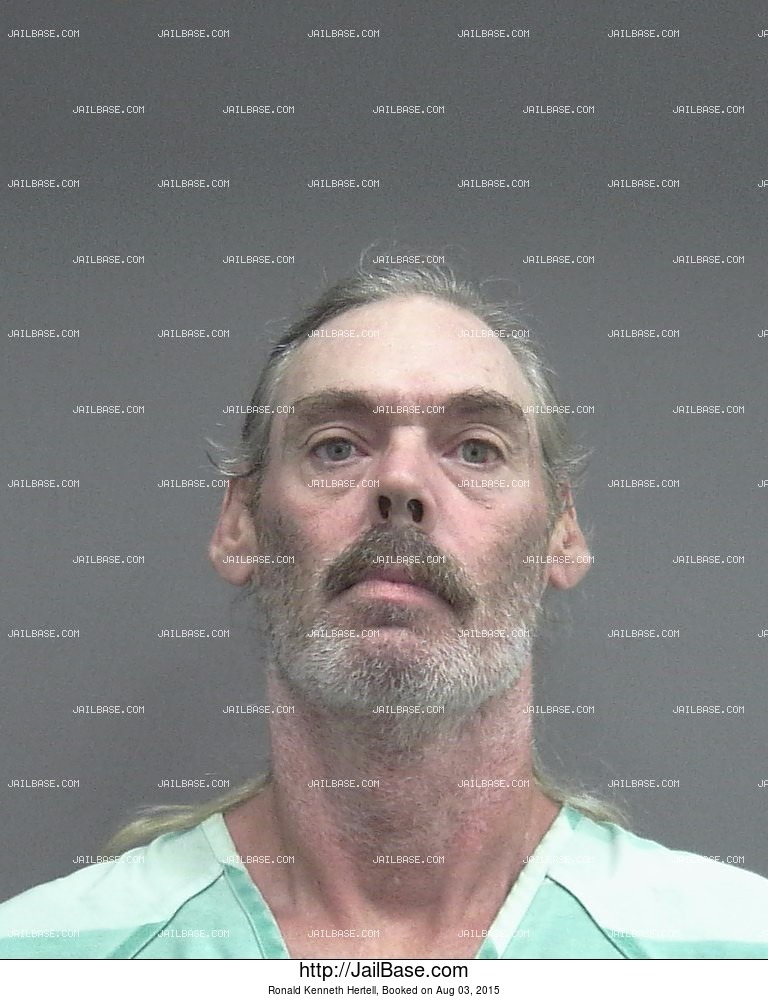 Ronald Kenneth Hertell mugshot picture