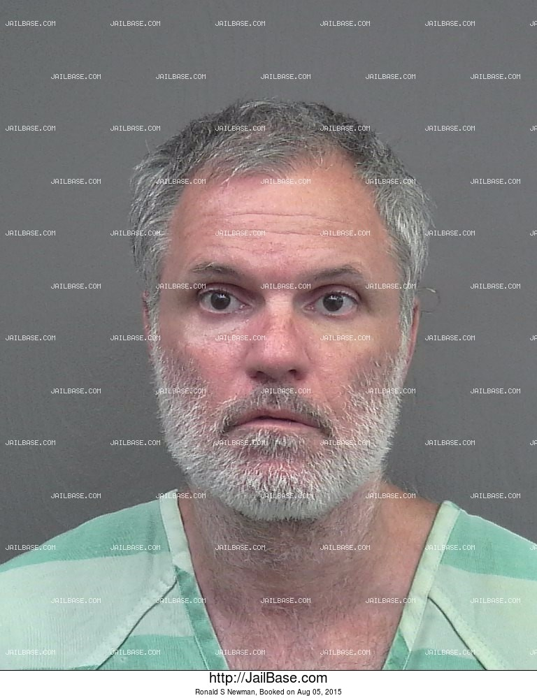 Ronald S Newman mugshot picture