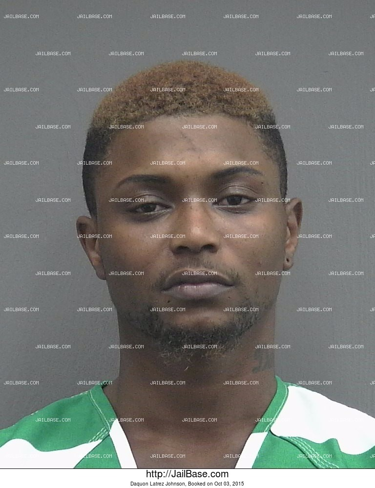 Daquon Latrez Johnson mugshot picture