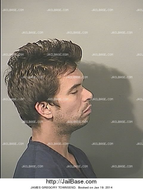 james townsend mug shot image