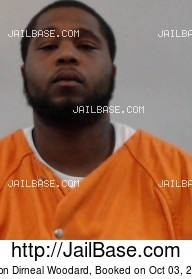 BREON DIRNEAL WOODARD mugshot picture