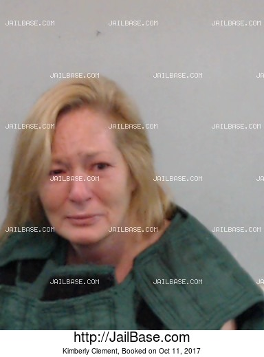 KIMBERLY CLEMENT mugshot picture