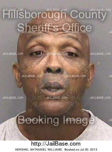 mugshot #1 of HERSHEL WILLIAMS