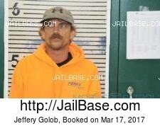 Jeffery Golob mugshot picture