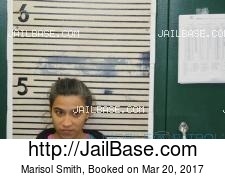 Marisol Smith mugshot picture