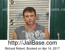 Richard Robert mugshot picture