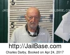 Charles Darby mugshot picture