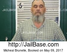 Micheal Brunelle mugshot picture