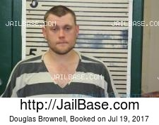 Douglas Brownell mugshot picture