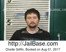 Charlie Griffin mugshot picture