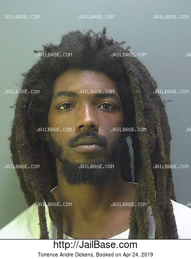 TORRENCE ANDRE DICKENS mugshot picture