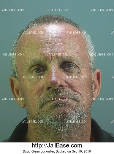 DAVID GLENN LOCKMILLER mugshot picture