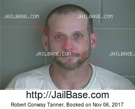 Robert Conway Tanner mugshot picture