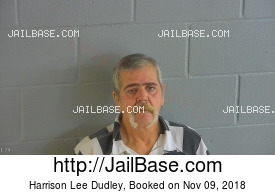 HARRISON LEE DUDLEY mugshot picture