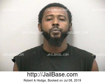 ROBERT A HODGE mugshot picture