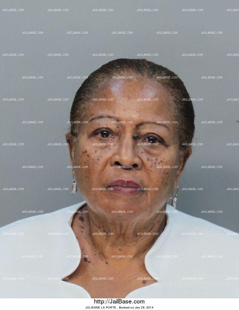 Julienne la porte arrest history for La porte city jail