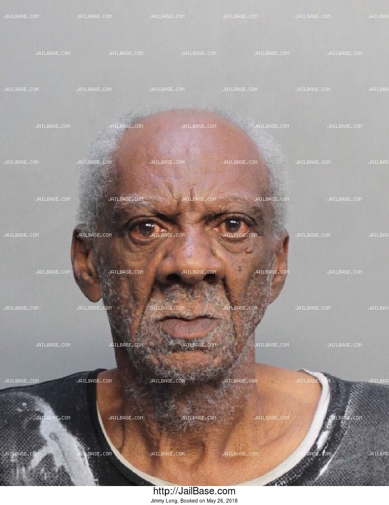 JIMMY LONG mugshot picture