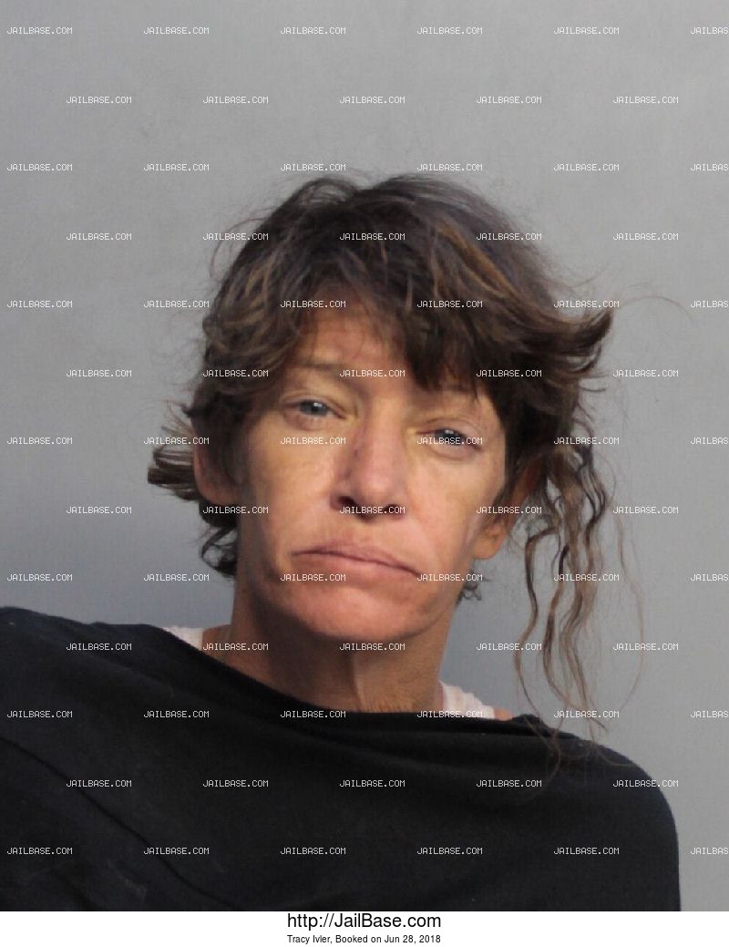 TRACY IVLER mugshot picture