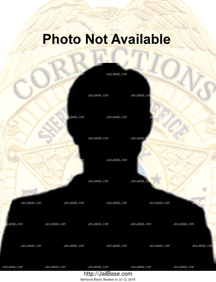 NATHANOIL BLAND mugshot picture