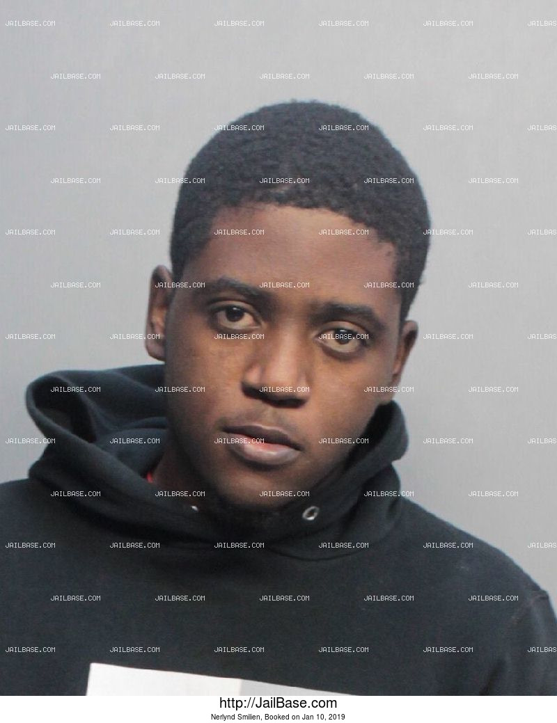NERLYND SMILIEN mugshot picture