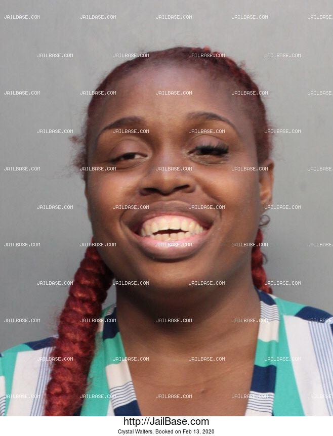 Crystal Walters mugshot picture