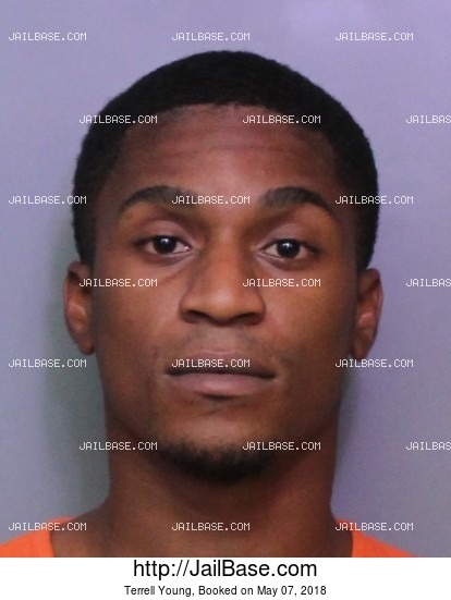 TERRELL YOUNG mugshot picture