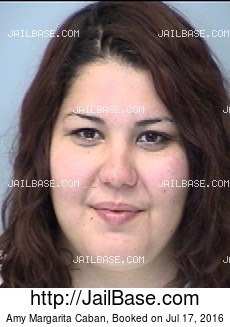 AMY MARGARITA CABAN mugshot picture