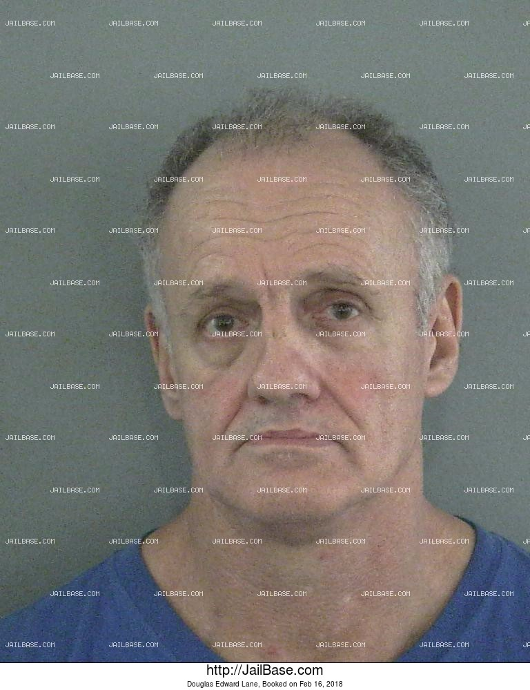 DOUGLAS EDWARD LANE mugshot picture