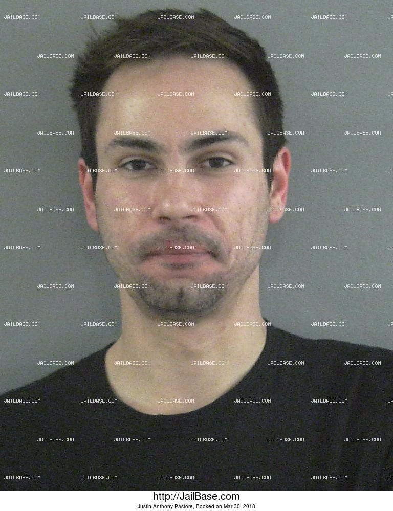 JUSTIN ANTHONY PASTORE mugshot picture