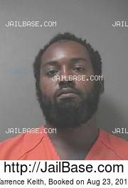 Tarrence Keith mugshot picture