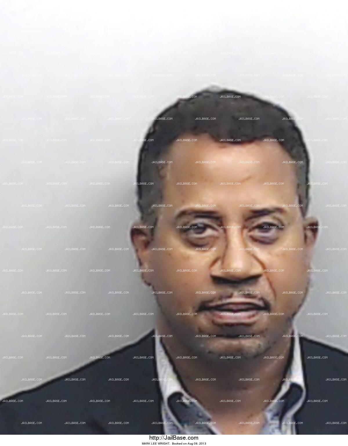 Mark Lee Wright Booked On Aug 08 2013 Jailbase