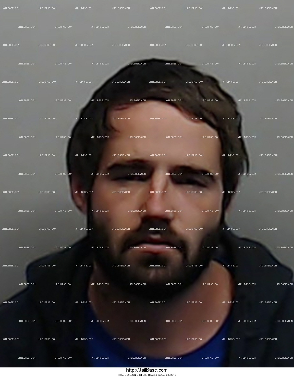trace dillon sigler mugshot picture