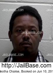 Cleotha Chairse mugshot picture