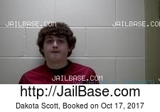 Dakota Scott mugshot picture