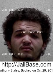 Anthony Staley mugshot picture