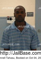 Donnell Tahasu mugshot picture