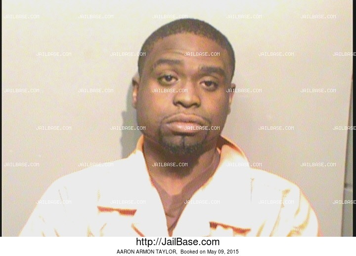 AARON ARMON TAYLOR mugshot picture