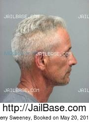 Jerry Sweeney mugshot picture