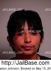 Braxton Johnson mugshot picture