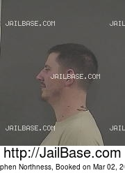 Stephen Northness mugshot picture