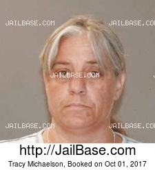 Tracy Michaelson mugshot picture