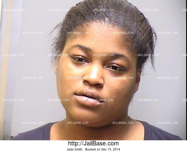 Jada Smith mugshot picture