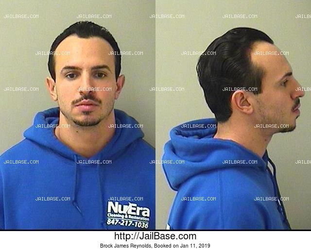 BROCK JAMES REYNOLDS mugshot picture