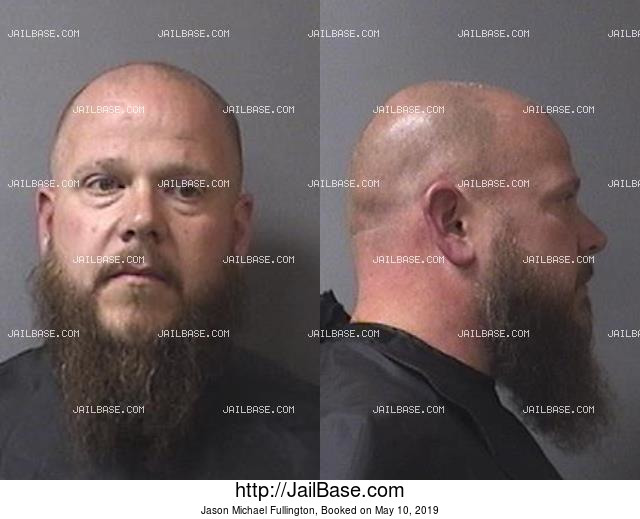 Jason Michael Fullington mugshot picture
