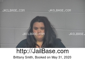 BRITTANY SMITH mugshot picture