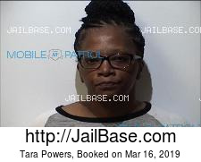 Tara Powers mugshot picture