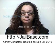 Ashley Johnston mugshot picture
