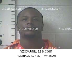 reginald kenneth watson mugshot picture