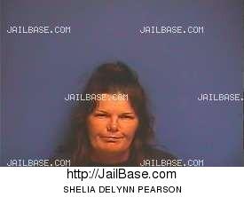 shelia delynn pearson mugshot picture