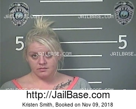 KRISTEN SMITH mugshot picture